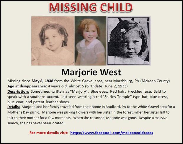 Vụ mất tích quái đản nhất lịch sử Mỹ: Bé gái biến mất trong nháy mắt, cả nghìn người lùng sục khắp nước Mỹ nhưng 80 năm vẫn không rõ sống chết - Ảnh 7.