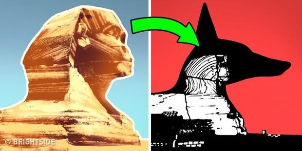 6 bí mật đằng sau các biểu tượng nổi tiếng thế giới mà 90% chúng ta không hề hay biết - Ảnh 5.