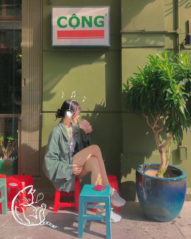 Sống ở Sài Gòn qua bao nồi bánh chưng, bạn đã check-in 5 background quán cafe sống ảo đình đám này chưa? - Ảnh 12.
