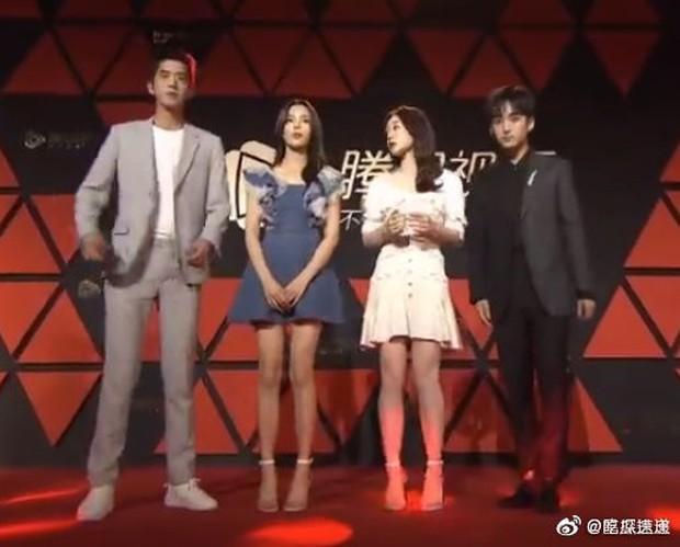 Mặc đồ Taobao rẻ tiền đi thảm đỏ sự kiện, mỹ nhân bất tài Dương Siêu Việt vẫn gây sốt toàn Weibo bởi sắc vóc hoàn mỹ - Ảnh 5.