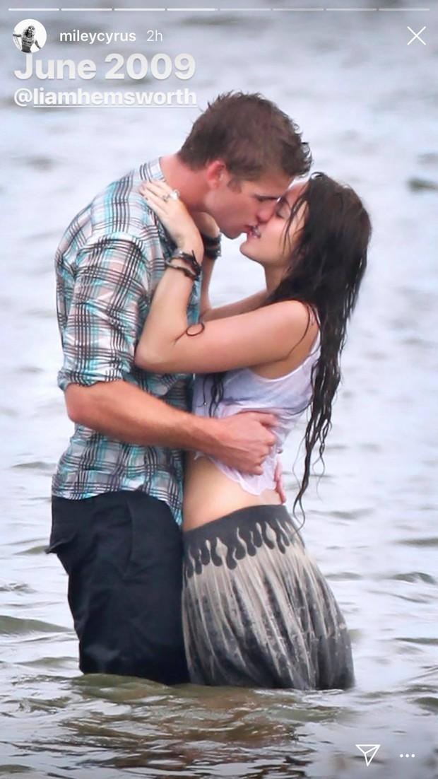 Đang yên đang lành bị đồn chia tay Liam, Miley Cyrus đích thân đá xéo và đáp trả bằng cách khiến ai cũng ghen tị - Ảnh 3.