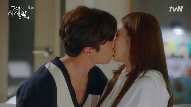 6 chàng trai vàng trong làng hôn giỏi xứ Hàn: Ji Chang Wook cũng phải chào thua màn đưa môi bạo liệt cuối cùng - Ảnh 3.