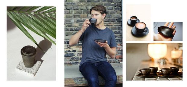 Hết trà sữa không ống hút lại có cốc cà phê làm từ bã cà phê, sân chơi zero waste ngày càng nhộn nhịp - Ảnh 3.