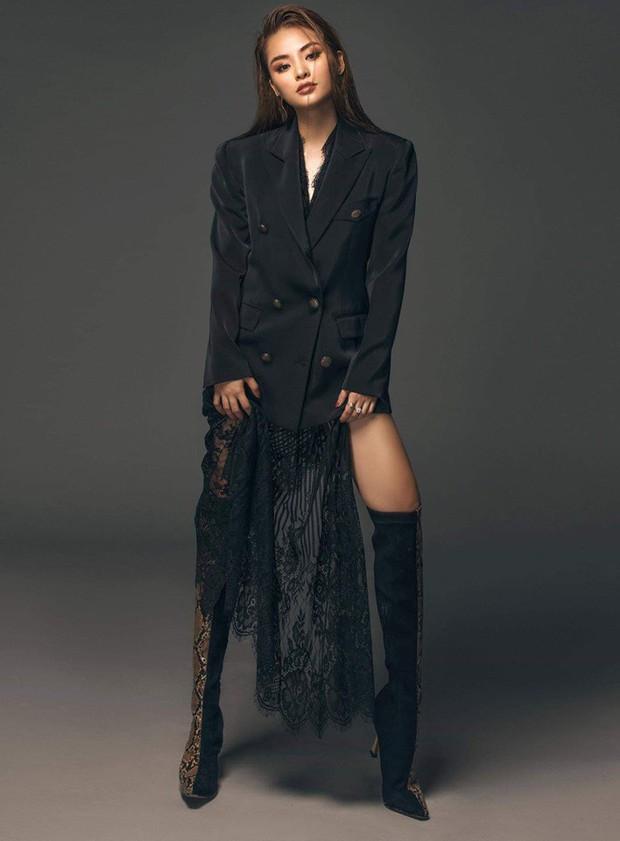 Hà Thu (Giọng hát Việt): Chị Đông Nhi không phải là Idol của tôi thì việc tôi không biết gì về chị ấy là sai sao? - Ảnh 2.