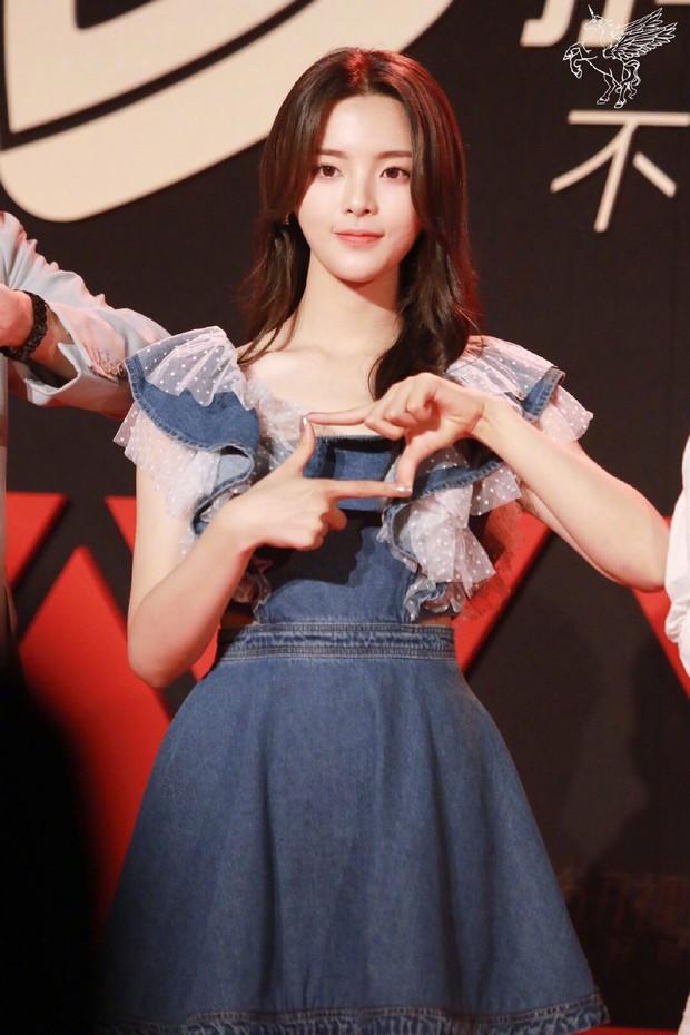 Mặc đồ Taobao rẻ tiền đi thảm đỏ sự kiện, mỹ nhân bất tài Dương Siêu Việt vẫn gây sốt toàn Weibo bởi sắc vóc hoàn mỹ - Ảnh 6.