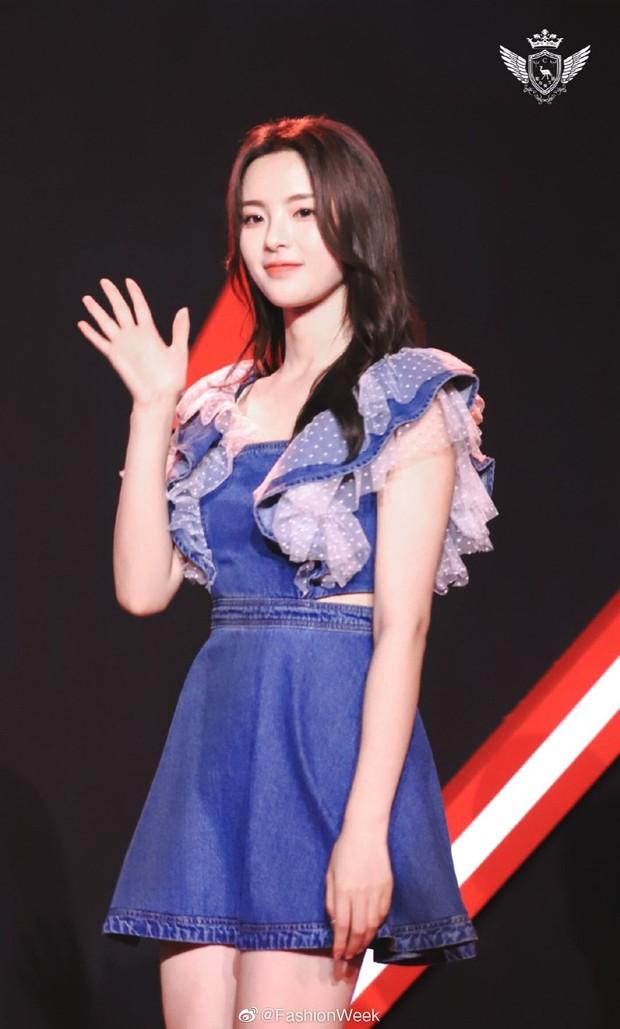 Mặc đồ Taobao rẻ tiền đi thảm đỏ sự kiện, mỹ nhân bất tài Dương Siêu Việt vẫn gây sốt toàn Weibo bởi sắc vóc hoàn mỹ - Ảnh 9.