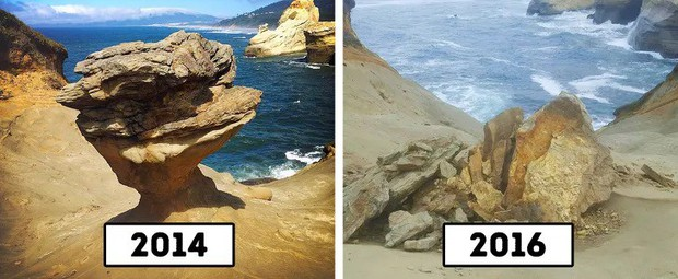 8 địa điểm du lịch nổi tiếng thế giới giờ đã biến mất vĩnh viễn bởi sự tàn phá của con người - Ảnh 3.
