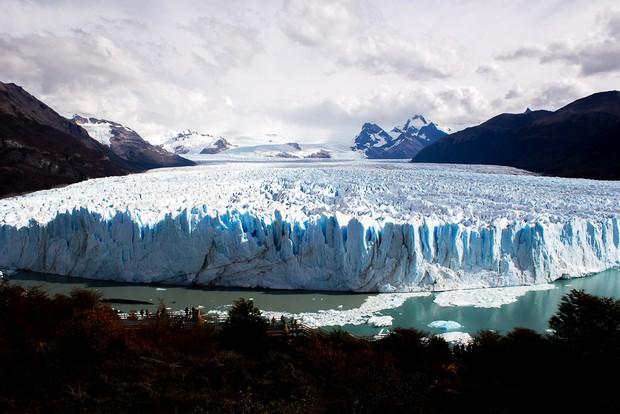 Sông băng tại Chile có độ dày lên tới 1.600 m - Ảnh 1.