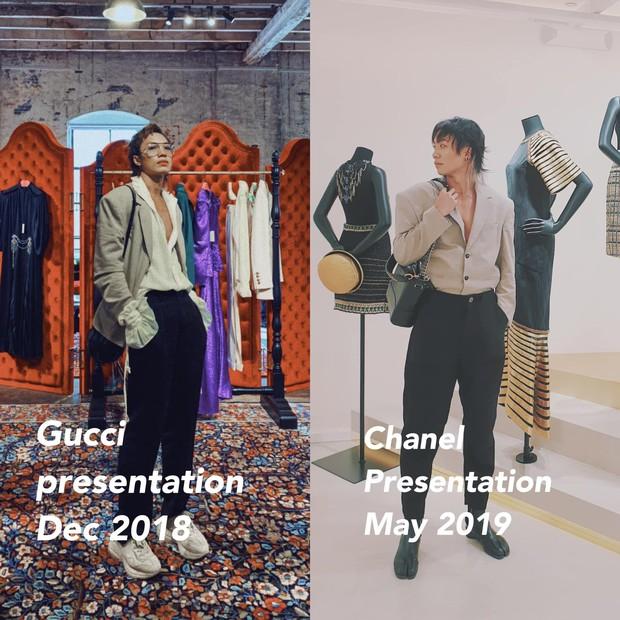 Sao Việt lẫn dàn KOLs nổi tiếng vẫn chăm chỉ tái chế quần áo cũ dù dư tiền mua đồ mới - Ảnh 2.