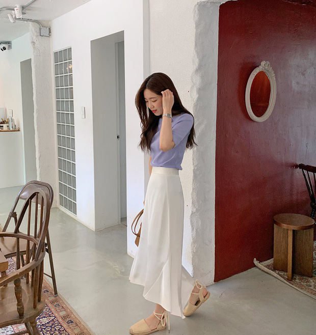 Ít ai biết rằng: Chân váy cũng có thể kéo chân dài miên man nếu bạn chọn 4 kiểu dáng này - Ảnh 13.