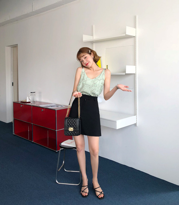 Ít ai biết rằng: Chân váy cũng có thể kéo chân dài miên man nếu bạn chọn 4 kiểu dáng này - Ảnh 5.