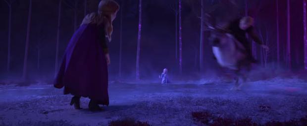 Frozen 2 tung trailer: Elsa cực kì lộng lẫy, xuất hiện siêu thú kì lân hoành tráng! - Ảnh 10.