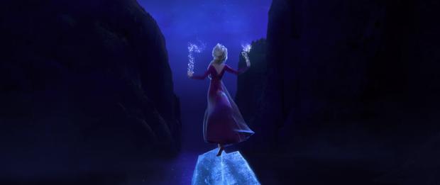 Frozen 2 tung trailer: Elsa cực kì lộng lẫy, xuất hiện siêu thú kì lân hoành tráng! - Ảnh 11.