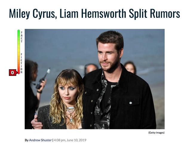 Đang yên đang lành bị đồn chia tay Liam, Miley Cyrus đích thân đá xéo và đáp trả bằng cách khiến ai cũng ghen tị - Ảnh 1.