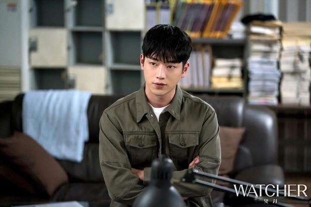 Seo Kang Joon tung teaser đẹp ná thở , hóa cảnh sát bóc phốt tham nhũng đồng đội siêu gắt trong dự án mới! - Ảnh 14.
