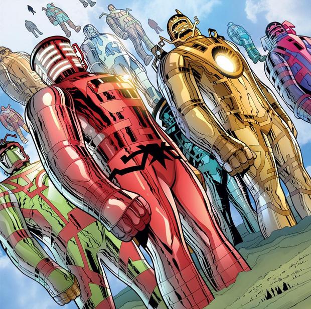 25 phản diện khó xơi chuẩn bị tung hoành vũ trụ Marvel giai đoạn 4: Số 19 đang đi dạo ngoài rạp! - Ảnh 3.