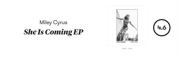 Lại một album flop dập mặt của Miley Cyrus: khán giả Mỹ đã quay lưng lại với cô nàng? - Ảnh 2.