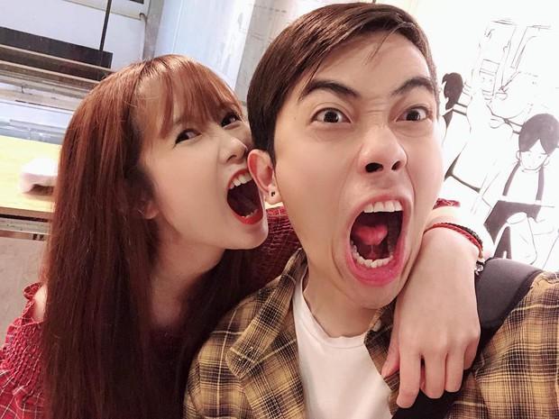 Trước thềm đám cưới siêu to khổng lồ của hot Youtuber Cris Phan - Mai Quỳnh Anh, fan lục lại khoảnh khắc lầy lội siêu cấp của cặp đôi - Ảnh 2.