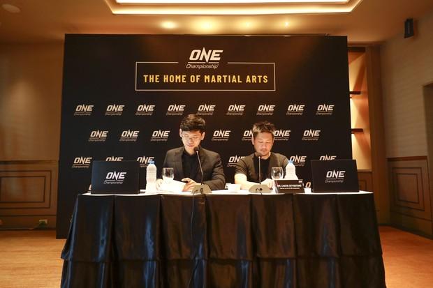 Ông chủ quyền lực của One Championship muốn đưa giải võ thuật tầm cỡ thế giới đến Việt Nam: Đừng nhầm nghệ thuật của tôi là bạo lực! - Ảnh 2.