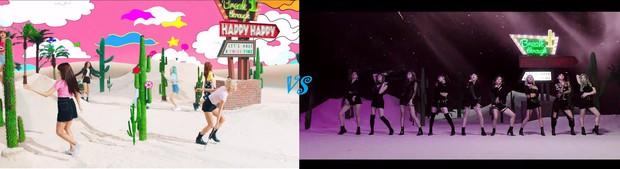 TWICE tung MV mới khiến netizen tưởng nhóm là con ghẻ JYP ở Hàn, có 1 điều làm tốt hơn BLACKPINK - Ảnh 7.