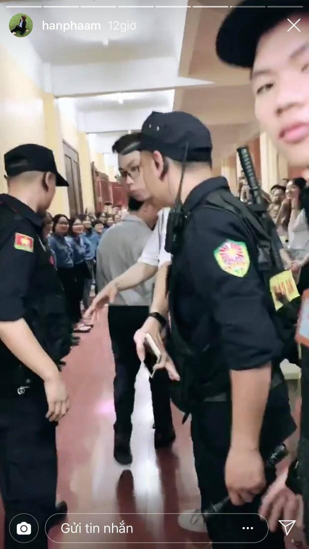 Dân tình choáng ngợp với độ nổi tiếng của Ánh Dương Về nhà đi con: Fan cuồng ở tứ phía, có người hộ tống đến sự kiện hẳn hoi - Ảnh 3.