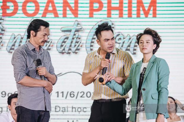 Chuyện tình đam mỹ nóng nhất đêm nay: NSƯT Trung Anh và Trọng Hùng từ bố chồng - con rể trở thành... cặp đôi? - Ảnh 3.