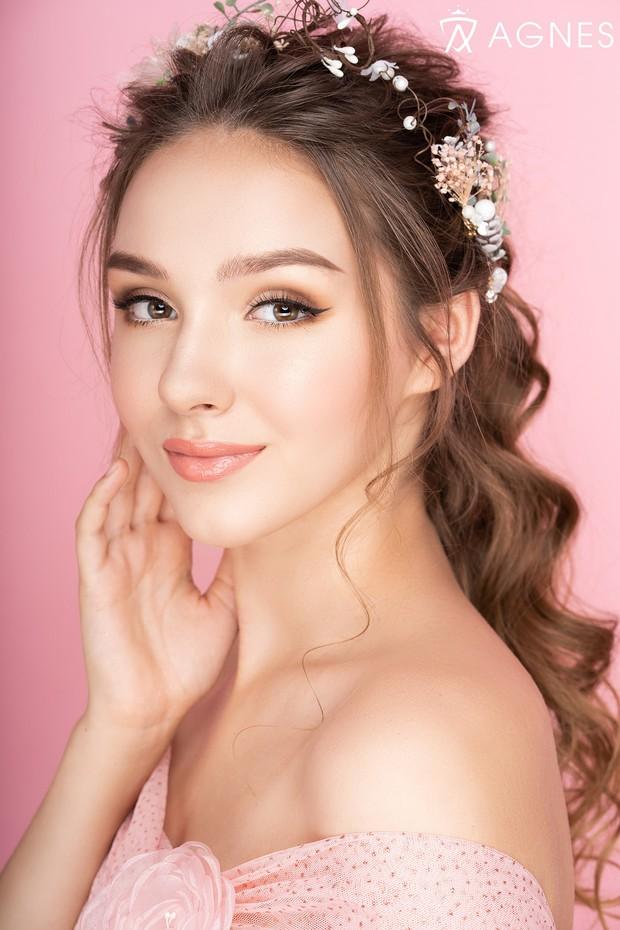 Mãn nhãn với 5 phong cách makeup cô dâu cùng Agnes Academy - Ảnh 2.