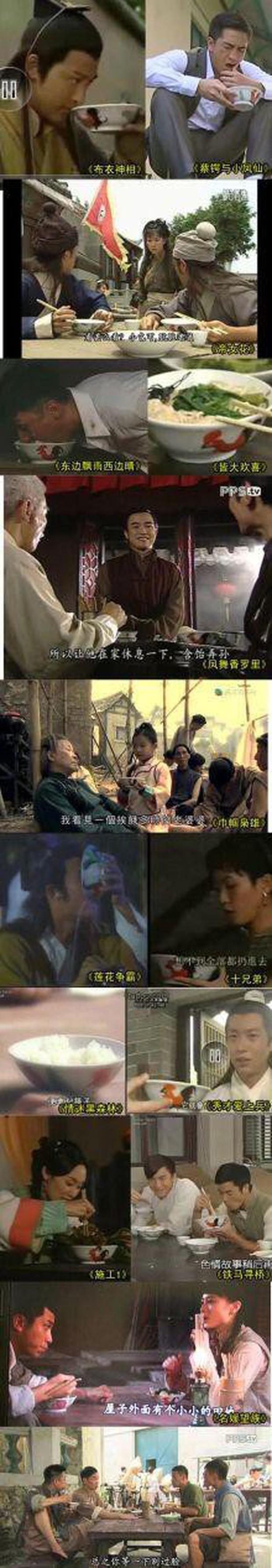 Thế giới mà tiết kiệm như TVB thì khỏi cần đau đầu vì rác nhựa: Dùng cái tô đạo cụ chục năm đến mẻ vẫn không đổi! - Ảnh 10.