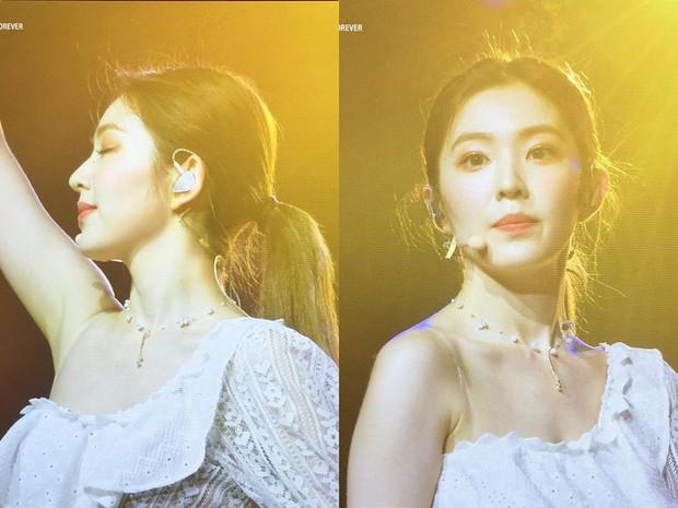 Đây là nhan sắc thật ngoài đời của nữ thần sở hữu gương mặt đẹp nhất nhà SM qua ống kính chớp nhoáng của fan - Ảnh 3.