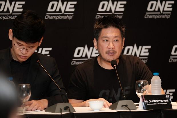 Ông chủ quyền lực của One Championship muốn đưa giải võ thuật tầm cỡ thế giới đến Việt Nam: Đừng nhầm nghệ thuật của tôi là bạo lực! - Ảnh 4.