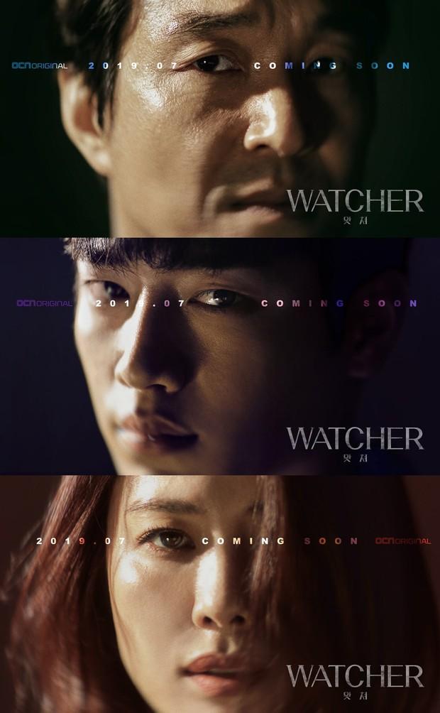 Seo Kang Joon tung teaser đẹp ná thở , hóa cảnh sát bóc phốt tham nhũng đồng đội siêu gắt trong dự án mới! - Ảnh 12.