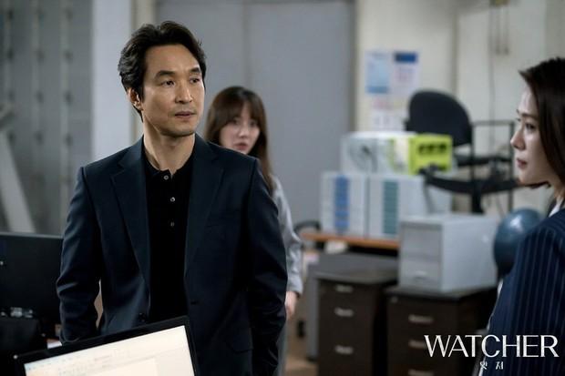 Seo Kang Joon tung teaser đẹp ná thở , hóa cảnh sát bóc phốt tham nhũng đồng đội siêu gắt trong dự án mới! - Ảnh 13.