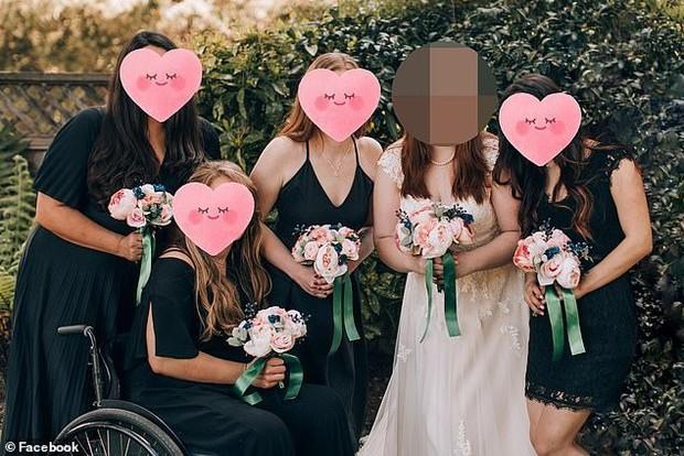 Gặp phù dâu xấu tính chỉ lo nhìn chú rể, cô dâu cao tay làm việc này và được cư dân mạng ủng hộ nhiệt tình - Ảnh 2.