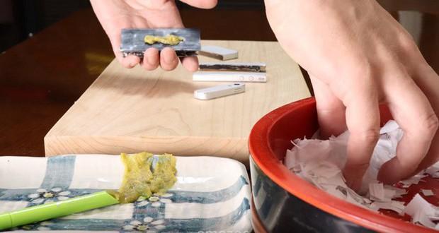 Giải trí nhẹ nhàng với video stop-motion dạy làm sushi từ... iPhone, áo vest - Ảnh 4.