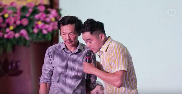 Chuyện tình đam mỹ nóng nhất đêm nay: NSƯT Trung Anh và Trọng Hùng từ bố chồng - con rể trở thành... cặp đôi? - Ảnh 5.