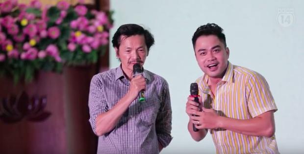 Chuyện tình đam mỹ nóng nhất đêm nay: NSƯT Trung Anh và Trọng Hùng từ bố chồng - con rể trở thành... cặp đôi? - Ảnh 6.