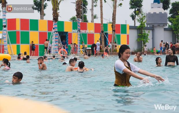 Review công viên nước Thanh Hà: Thích hợp với trẻ nhỏ, chưa đủ đô với người lớn, không siêu to khổng lồ như kỳ vọng - Ảnh 7.