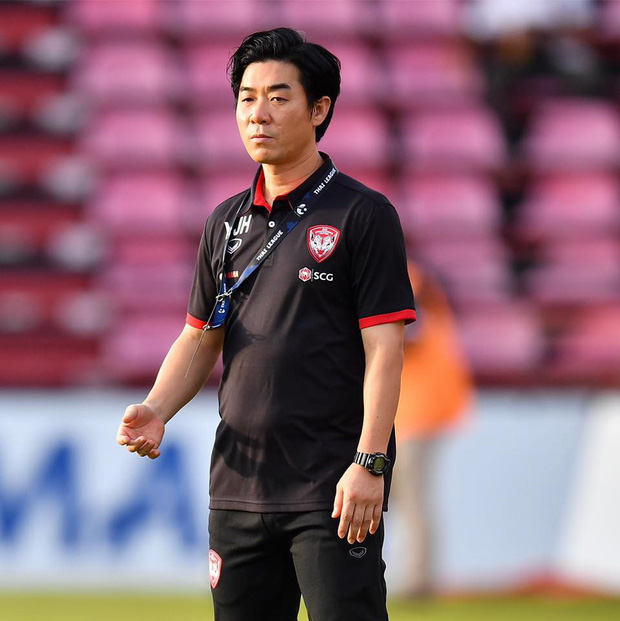 Đội bóng của Lâm Tây sa thải HLV người Hàn Quốc - Ảnh 1.