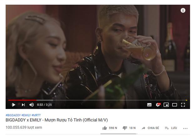 Câu lạc bộ MV Vpop cán mốc 100 triệu views đón chào thành viên mới: một cặp vợ chồng vừa được ghi danh! - Ảnh 1.