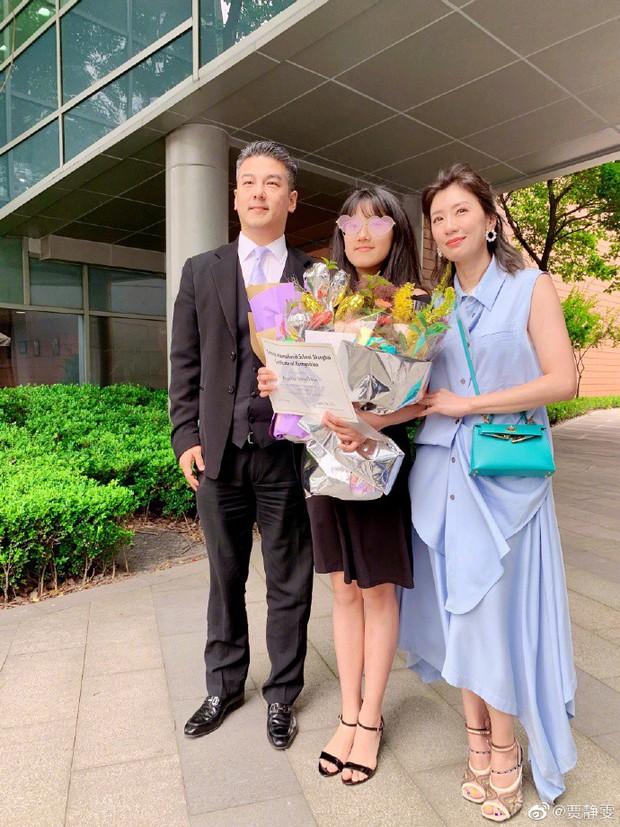 Sau 9 năm ly hôn, Triệu Mẫn Giả Tịnh Văn chịu tái ngộ chồng đại gia từng bắt cóc con gái sang Mỹ vì 1 lý do - Ảnh 3.
