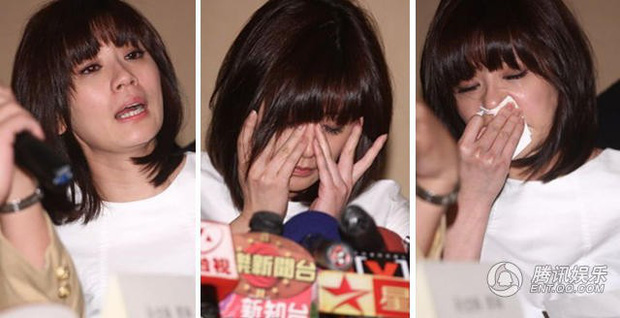Sau 9 năm ly hôn, Triệu Mẫn Giả Tịnh Văn chịu tái ngộ chồng đại gia từng bắt cóc con gái sang Mỹ vì 1 lý do - Ảnh 2.