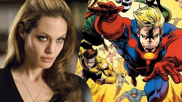 Nghe mô tả vai của Angelina Jolie ở The Eternals, ai cũng muốn thốt lên: Ủa mạnh vậy ai chơi? - Ảnh 4.