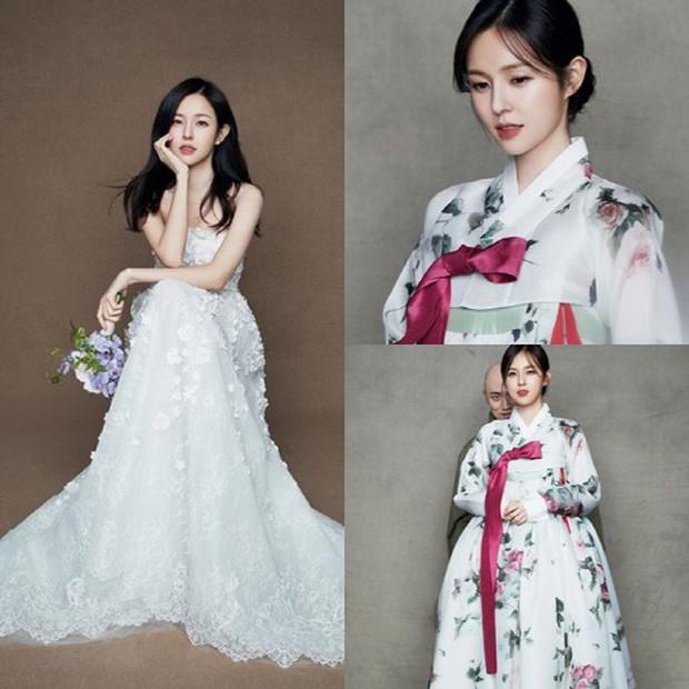 Phát thanh viên hạ sinh con đầu lòng cho người thừa kế tập đoàn tỉ đô Doosan, netizen chỉ chú ý đến thời điểm sinh - Ảnh 2.