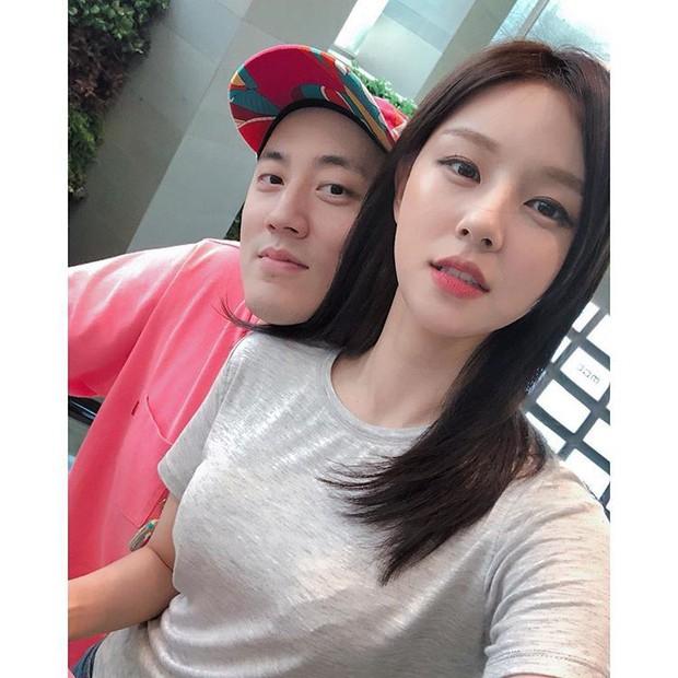 Phát thanh viên hạ sinh con đầu lòng cho người thừa kế tập đoàn tỉ đô Doosan, netizen chỉ chú ý đến thời điểm sinh - Ảnh 5.