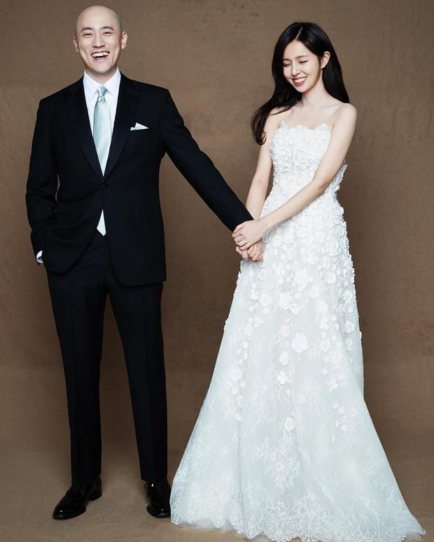 Phát thanh viên hạ sinh con đầu lòng cho người thừa kế tập đoàn tỉ đô Doosan, netizen chỉ chú ý đến thời điểm sinh - Ảnh 1.