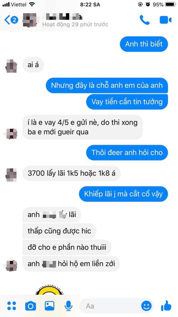 Nữ du học sinh Việt sinh năm 2001 lừa tiền tại Canada tiếp tục bị bạn bè cũ tố mượn tiền không trả, từng dính án treo hơn 1 năm tù - Ảnh 5.