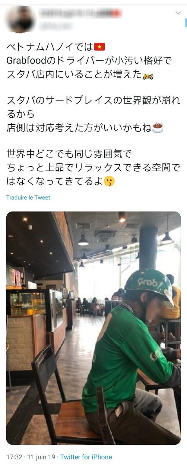 CEO Nhật gây tranh cãi khi đăng đàn chê shipper Việt trông bẩn bẩn, làm mất không khí sang trọng ở Starbucks - Ảnh 1.