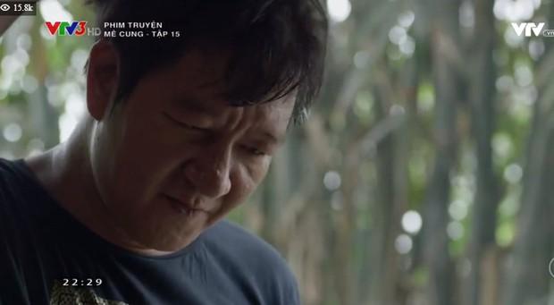 Tập 15 Mê Cung: Cảnh sát Khánh trúng kế gã trùm ma túy, bắn chết cả đồng đội để được thừa nhận - Ảnh 9.