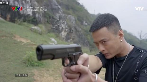 Tập 15 Mê Cung: Cảnh sát Khánh trúng kế gã trùm ma túy, bắn chết cả đồng đội để được thừa nhận - Ảnh 10.