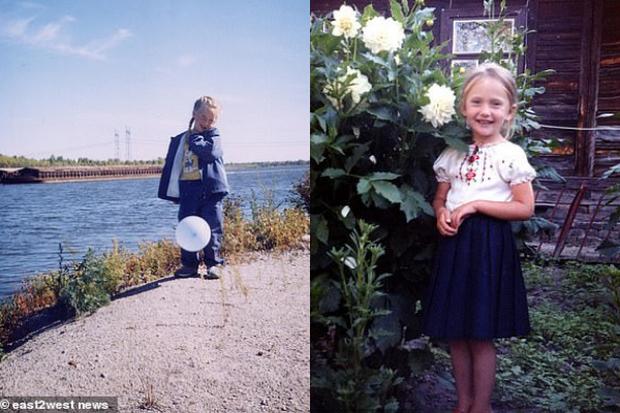 Đứa bé duy nhất sinh ra từ vùng thảm họa Chernobyl: Ăn táo khổng lồ và cá từ sông nhiễm độc nhưng 20 năm sau vẫn là một thiếu nữ xinh đẹp - Ảnh 5.